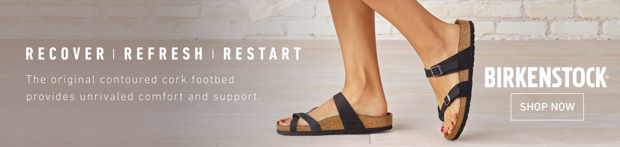 Birkenstock Spring and Summer