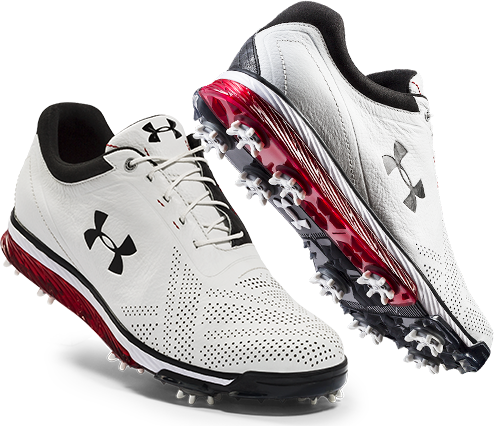Jordan Spieth & Under Armour Golf Shoes