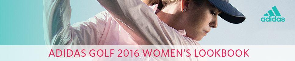adidas Golf 2016 Women's Lookbook