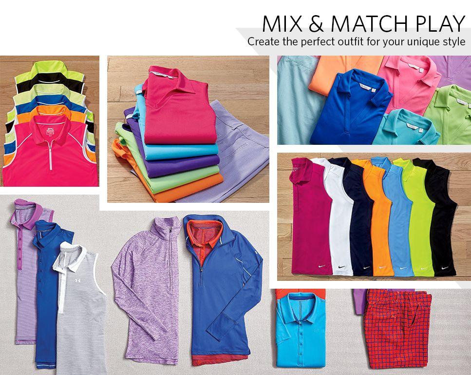 Mix & Match Play
