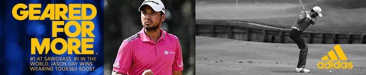 Men's adidas Golf Apparel