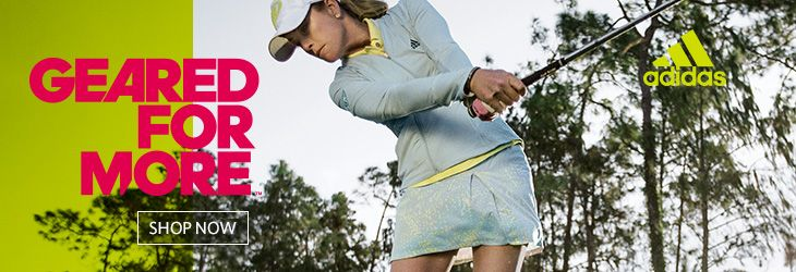Shop adidas Women's Golf Apparel
