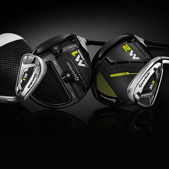 TaylorMade M1 / M2 Families - Hero