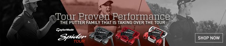 Shop TaylorMade Spider Putter