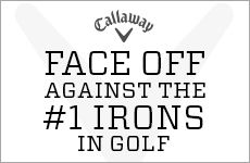 Face Off Against the #1 Irons in Golf