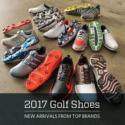 2017 Golf Shoes new arrivals from top brands