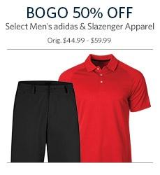 Men's BOGO 50% Off