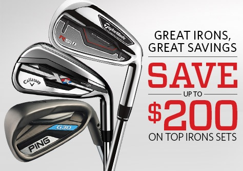 Shop Save On Irons