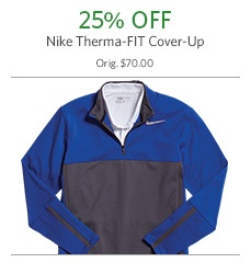 25% Off Nike Therma-FIT Cover-Up