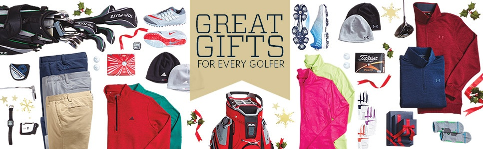 Shop Great Gifts for Every Golfer