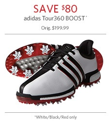 Save $80 on adidas Tour360 BOOST