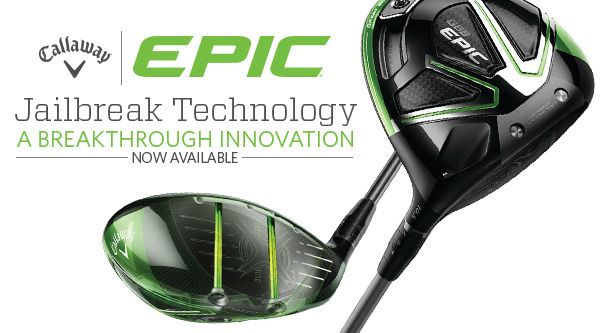 New from Callaway - GBB Epic