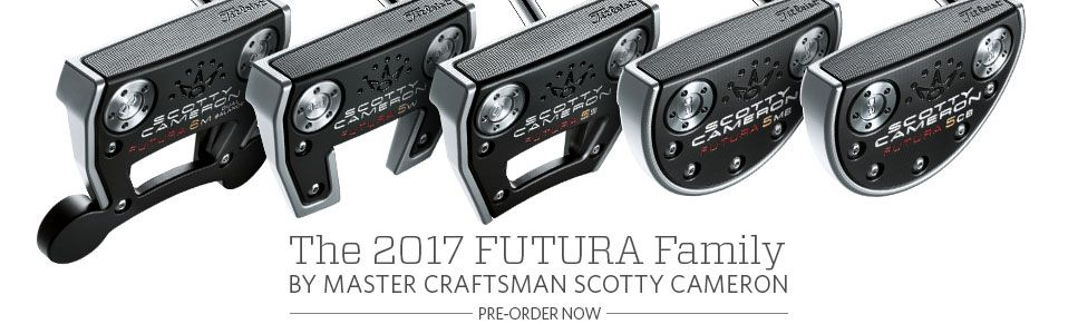 2017 Scotty Cameron Futura