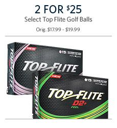 Top Flite Golf Ball Deal