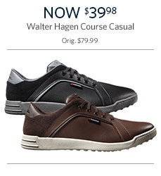 Walter Hagen Course Casual Shoes
