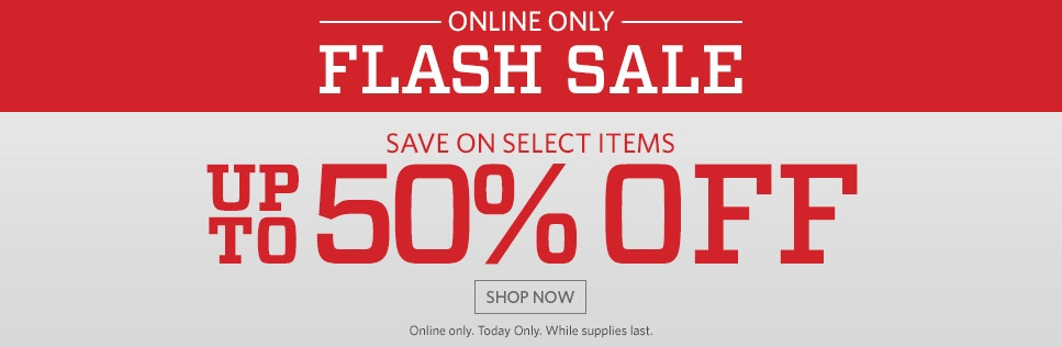 Flash Sale Deals