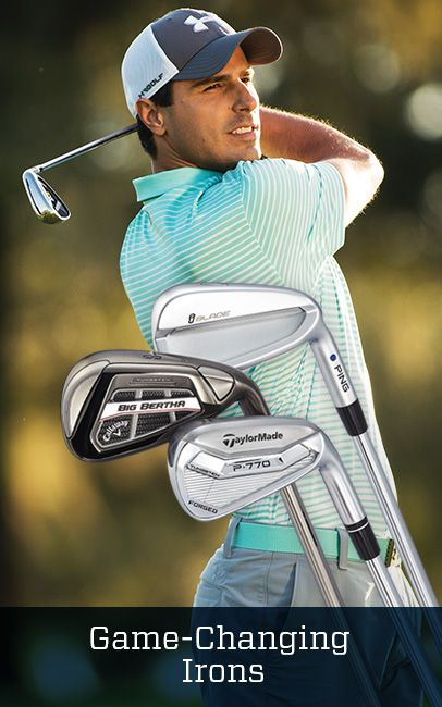 Game-Changing Irons