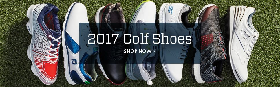 2017 Golf Shoes