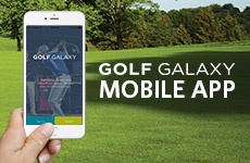 Golf Galaxy Mobile App