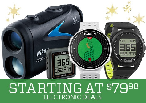 Electronics Starting at $79.98
