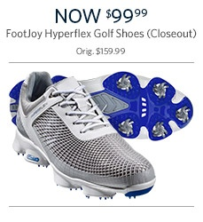 FootJoy Hyperflex Golf Shoes (Closeout)