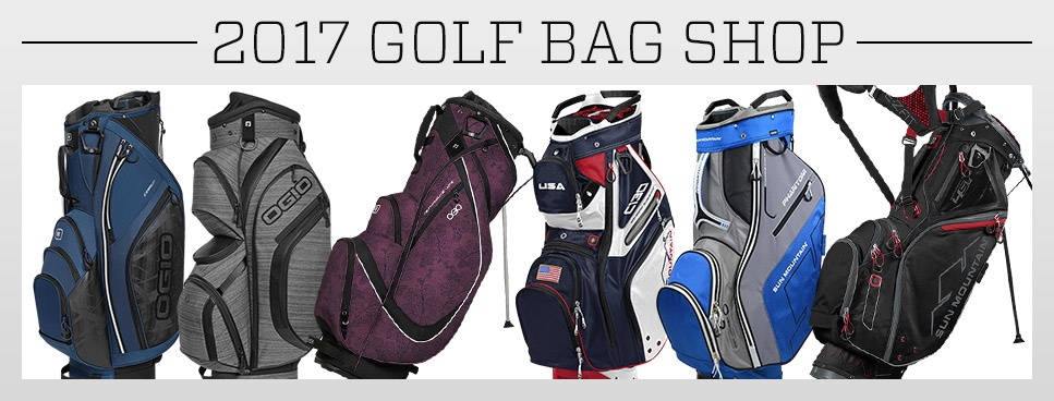 2017 Golf Bag Shop
