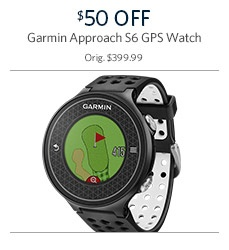 $50 Off Garmin Watch