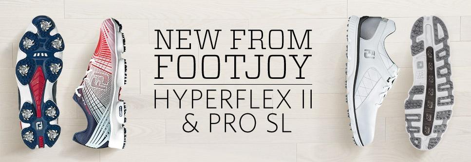 Footjoy Hyperflex II & Pro SL