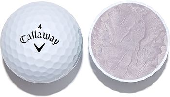 Image result for 2 piece golf ball