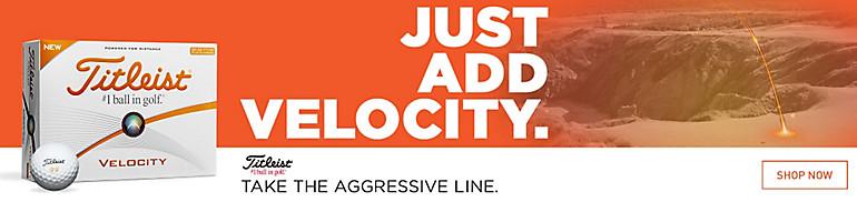 Shop Titleist Velocity