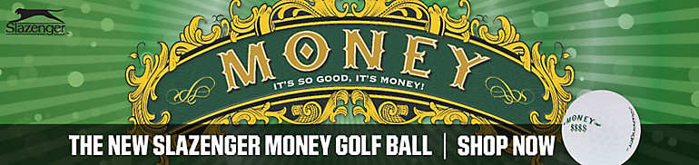 Shop Slazenger Money Golf Balls