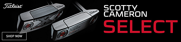Shop Scotty Cameron Putters
