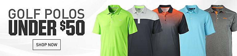 Shop Golf Polos