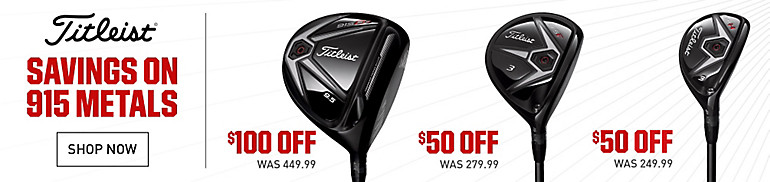 Shop Titleist