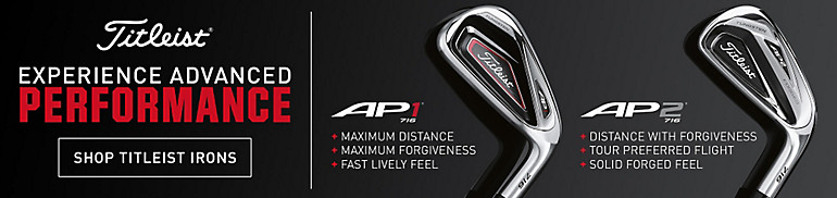 Shop Titleist APIrons