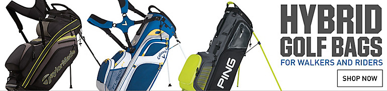 Shop Hybrid Golf Bags