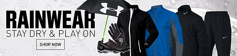 Shop Golf Rainwear