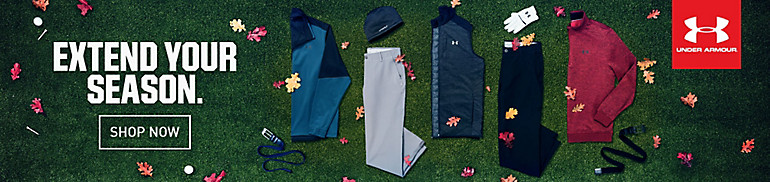 Shop UA Golf Layering