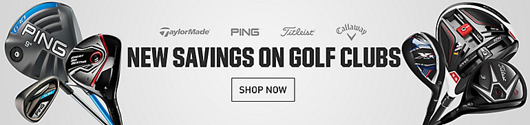 Shop Golf Equipment Savings