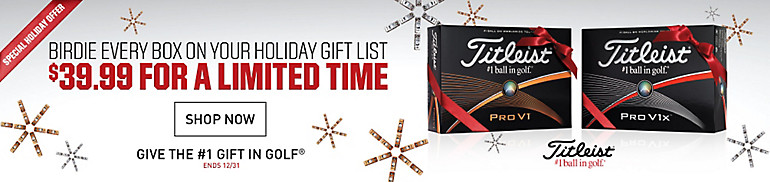 Shop Titleist Special Offer