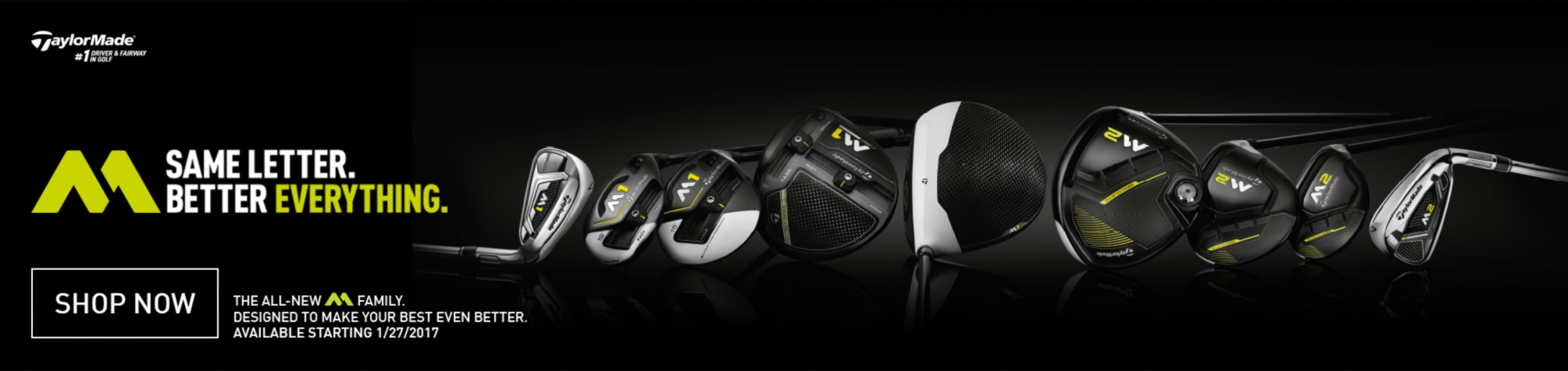 TaylorMade M1M2 Fairways