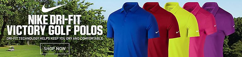 Nike Dri-FIT Victory Golf Polos