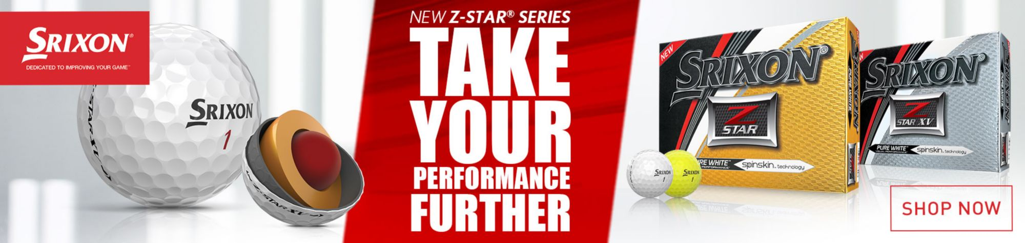 The New Srixon Z-STAR Series Golf Balls
