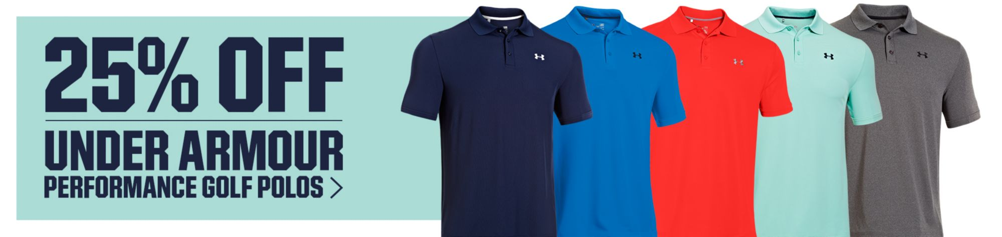 Shop Under Armour Performance Polo