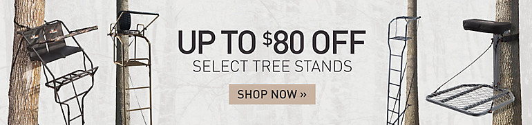 Shop Treestands
