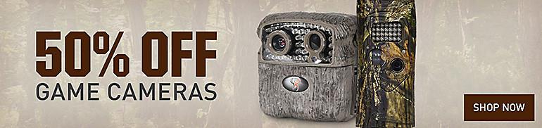 Shop Game Cameras