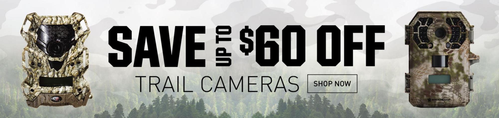Shop Trail Cameras