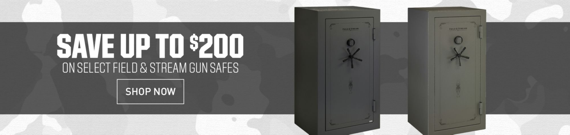 Field & Stream Gun Safes