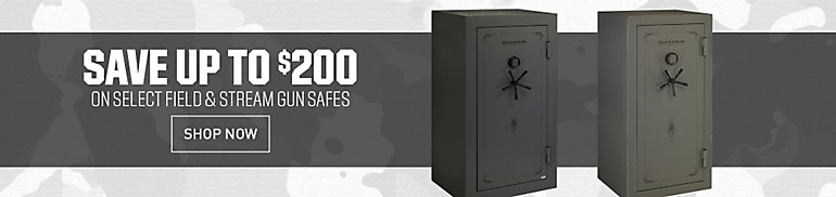 Field and Stream Gun Safes