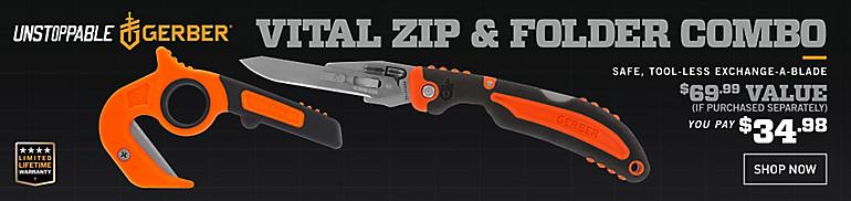 Vital Zip Fold